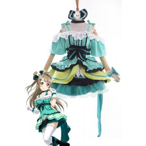 Love Live! Kotori Minami Anime Cosplay Costumes Stage Dresses