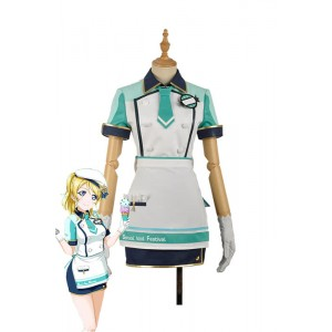 Love Live Icecream Ayase Eli Anime Cosplay Costumes