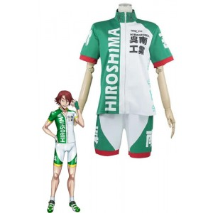 Yowamushi Pedal Kureminami Machimiya Eikichi Club Uniform Cosplay Costume