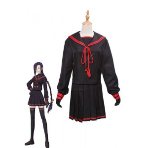 Re:Creators Magane Chikujoin Anime Uniform Dress Cosplay Costumes