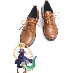Miss Kobayashi's Dragon Maid Tohru Cosplay Shoes