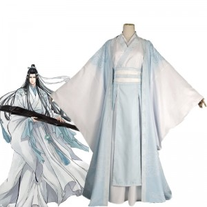 MO DAO ZU SHI LAN WANG JI Youth Csopaly Costume Full Sets