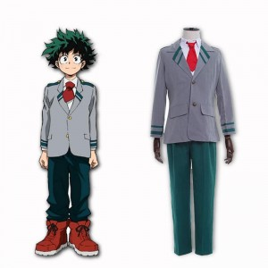 My Hero Academia Midoriya Izuku Cosplay Costumes Made For man