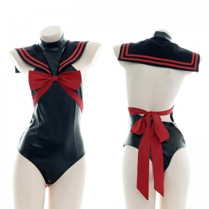 Navy Style Underwear Swimsuit Cosplay Costume