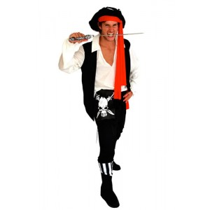 Beautiful Color Pirate Of The Caribbean Halloween Cosplay Costume