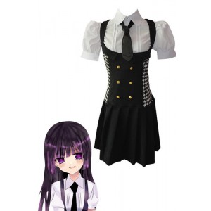 Inu x Boku SS Shirakiin Ririchiyo Uniform Cosplay Costume