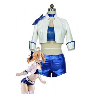 Fate Grand Orde Fate Go Saber Fate-type Moon Racing Cosplay Costumes