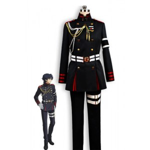 Seraph of the End Guren Ichinose Cosplay Costume