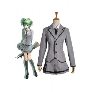 Assassination Classroom Kunugigaoka Junior High School Class 3-E Girl's School Uniform Cosplay Costume