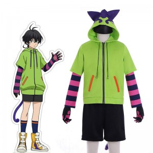 SK8 the Infinity Chinen Miya Cosplay Costume
