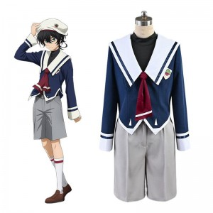 SK8 the Infinity Chinen Miya Uniform Cosplay