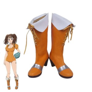 The Seven Deadly Sins  Nanatsu no Taizai Diane Anime Cosplay Shoes