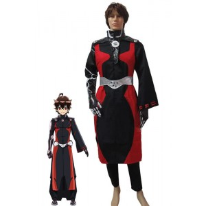 Twin Star Exorcists Rokuro Enmado Customized Anime Cosplay Costumes