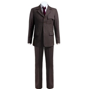 Doctor Who Peter Capaldi Cosplay Costume
