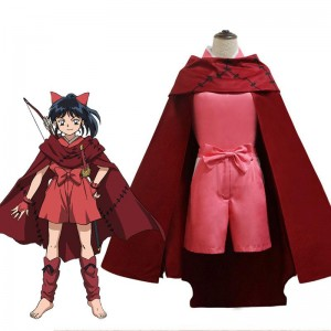 Yashahime Princess Half-Demon Moroha Cosplay Costume
