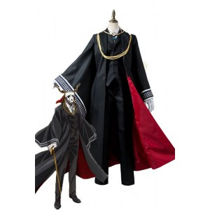 Mahō Tsukai no Yome Elias Ainsworth Cosplay Costume