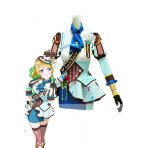 Love Live! Ice Awake Ayase Eli Anime Cosplay Costumes
