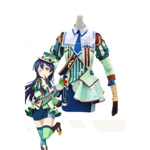 Love Live! Ice Awake Umi Sonoda Anime Cosplay Costumes