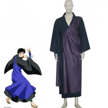 Inuyasha Miroku Cosplay Costume Customized