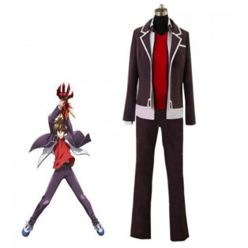 High School DxD Hyoudou Tsto Issei School Uniform Cosplay Costume