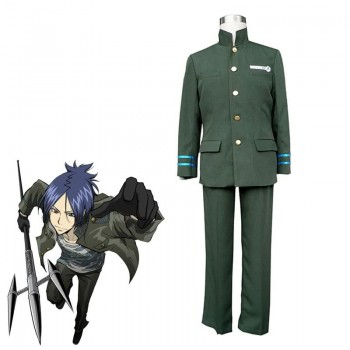 Hitman Reborn Kokuyo Male Cosplay Costume