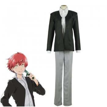 Assassination Classroom Karma Akabane Cosplay Costumes