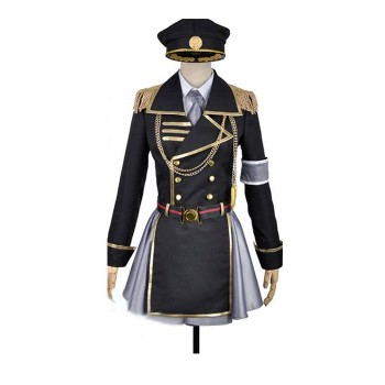 K Project Neko Uniform Cosplay Costume