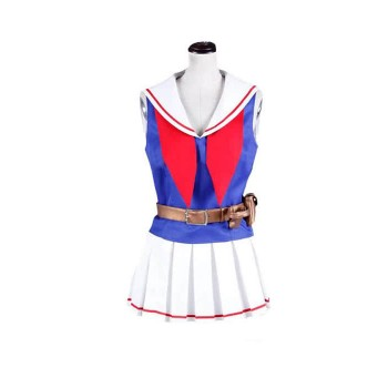 Kantai Collection Maya Cosplay Costume