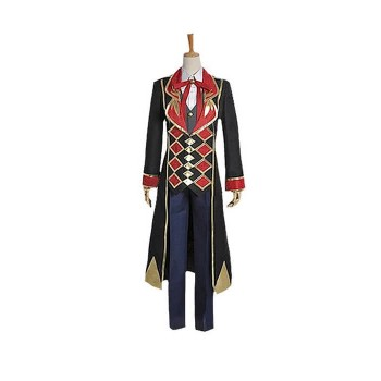 Anime Amnesia Waka Suit Cosplay Costume