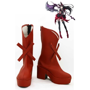 Gate: Jieitai Kano Chi nite, Kaku Tatakaeri Rory Mercury Customized Anime Cosplay Shoes Long Boots