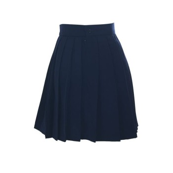 Dark Blue Sailor Uniform Skirt Cosplay Costumes