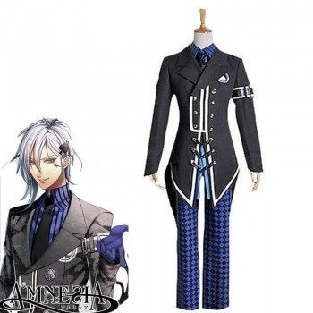 Amnesia Ikki Suit Cosplay Costume