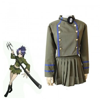 Hitman Reborn Cosplay Chrome Dokuro Costume