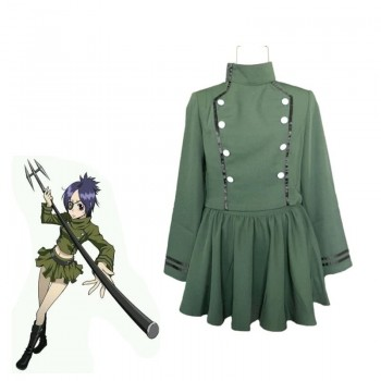 Hitman Reborn Kokuyo Female Cosplay Costume