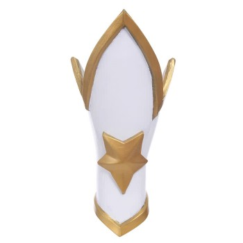 LOL Star Guardian Jinx Black Arm Armour Cosplay Props