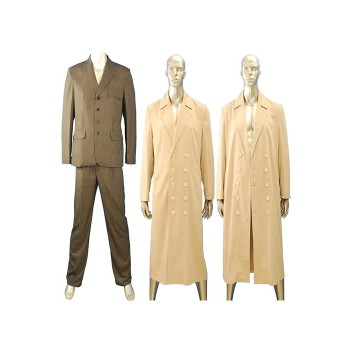 Doctor Who David Tennant Halloween Cosplay Costume