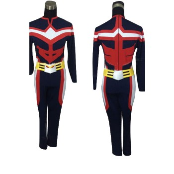 My Hero Academia All Might Anime Cosplay Costumes Customized Battle Costumes