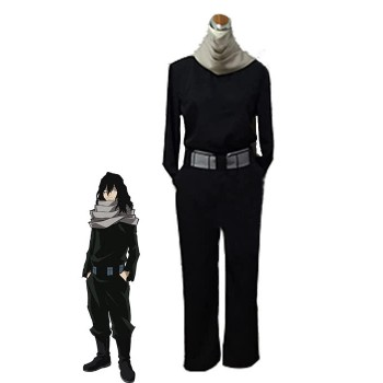 My Hero Academia Shōta Aizawa Anime Cosplay Costumes