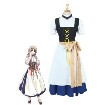 Axis Powers Hetalia Principality Of Liechtenstein Cosplay Costume