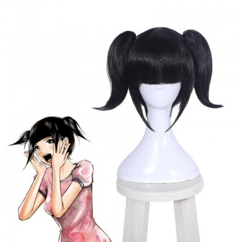 Back Street Girls  Black Double ponytail Cosplay Wigs