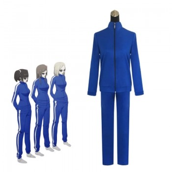 Back Street Girls Daily Sportswear Student Suit Cosplay Costume