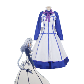 Black ButlerⅡ Hannah Annafellows Dress Cosplay Costumes Maid Costumes