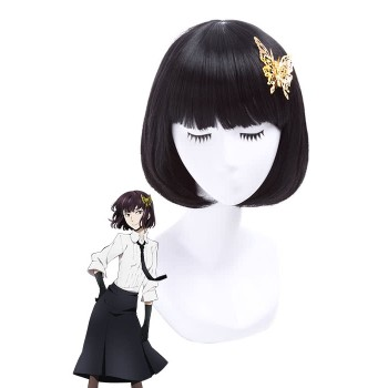 Bungou Stray Dogs Akiko Yosano Short Cosplay Wigs