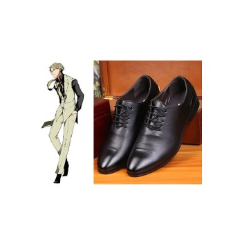 Bungou Stray Dogs Doppo Kunikida Anime Cosplay Shoes