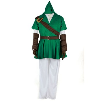 New Arrival Cosplay Costume of The Legend of Zelda Link