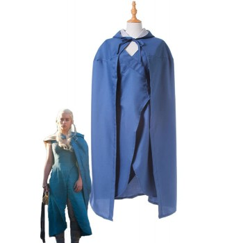A Song of Ice and Fire Daenerys Targaryen Movie Cosplay Costume