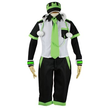 Dramatical Murder Noiz cosplay costumes classical uniform super suit