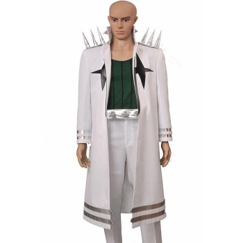 Kill La Kill Uzu Sanageyama Outfit Cosplay Costume Customized