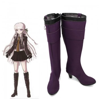 Danganronpa Kyouko Kirigiri Cosplay Shoes