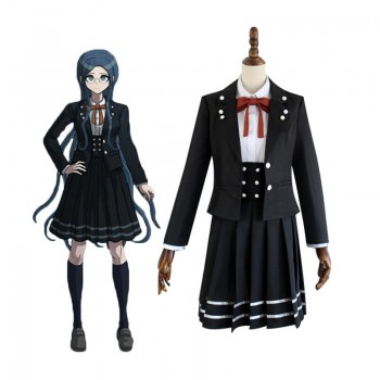 DanganRonpa V3 Shirogane Tsumugi Uniform Cosplay Costume